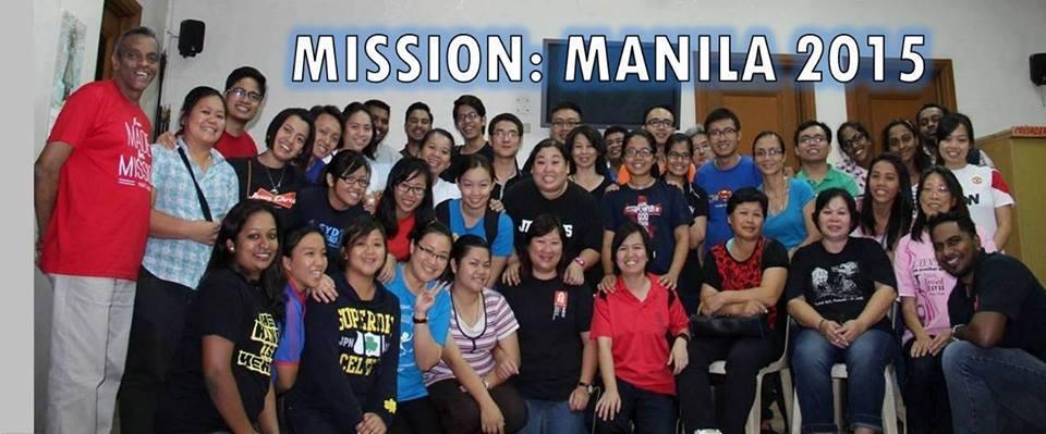 Menemukan Tuhan di Filipina