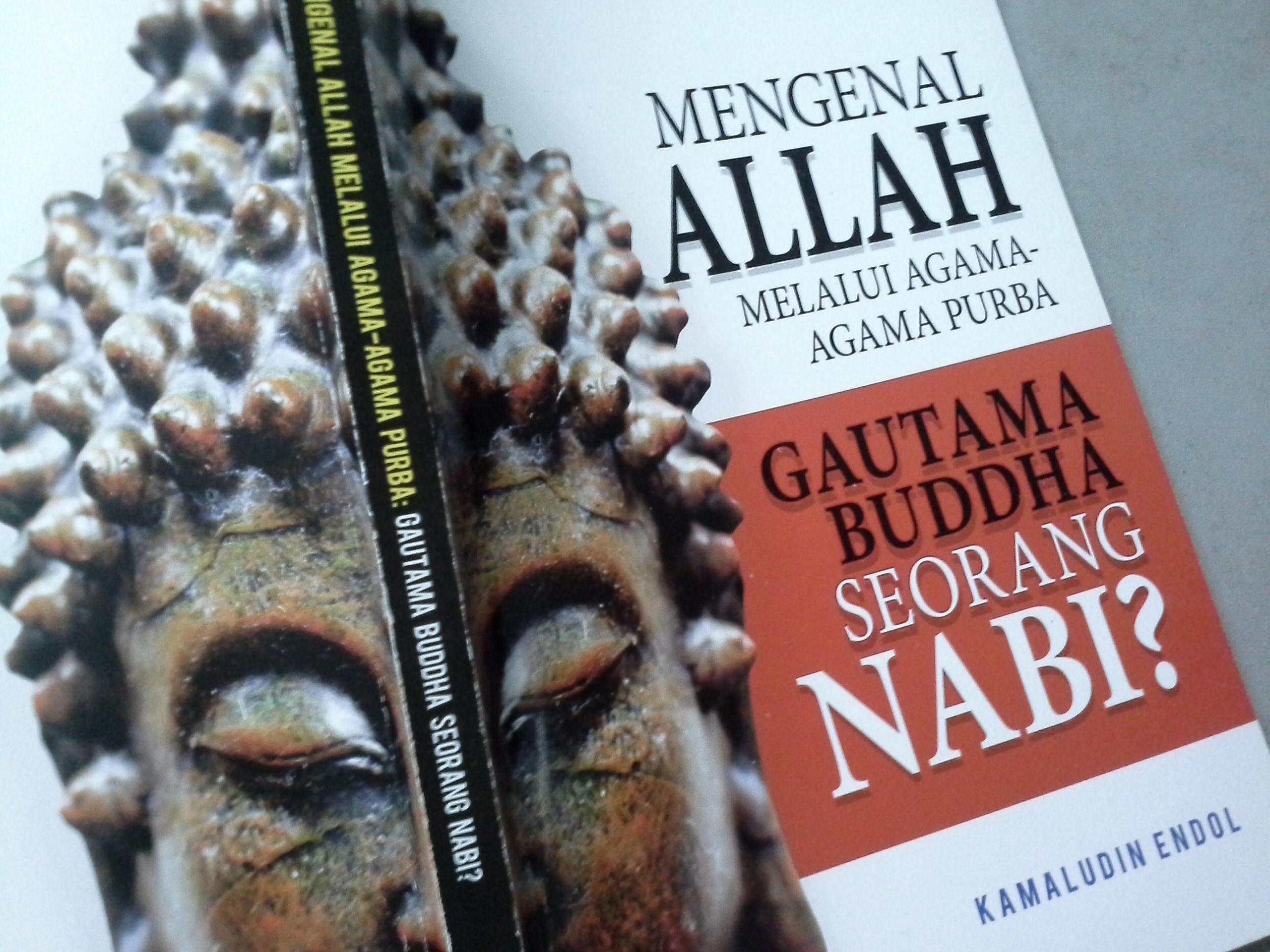 Buddha sebar Islam?