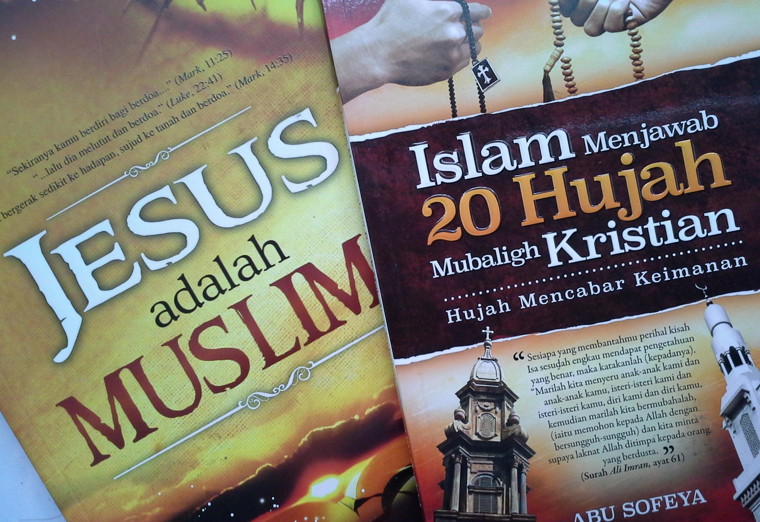 """Memahami hujah """"Jesus adalah Muslim"""""""