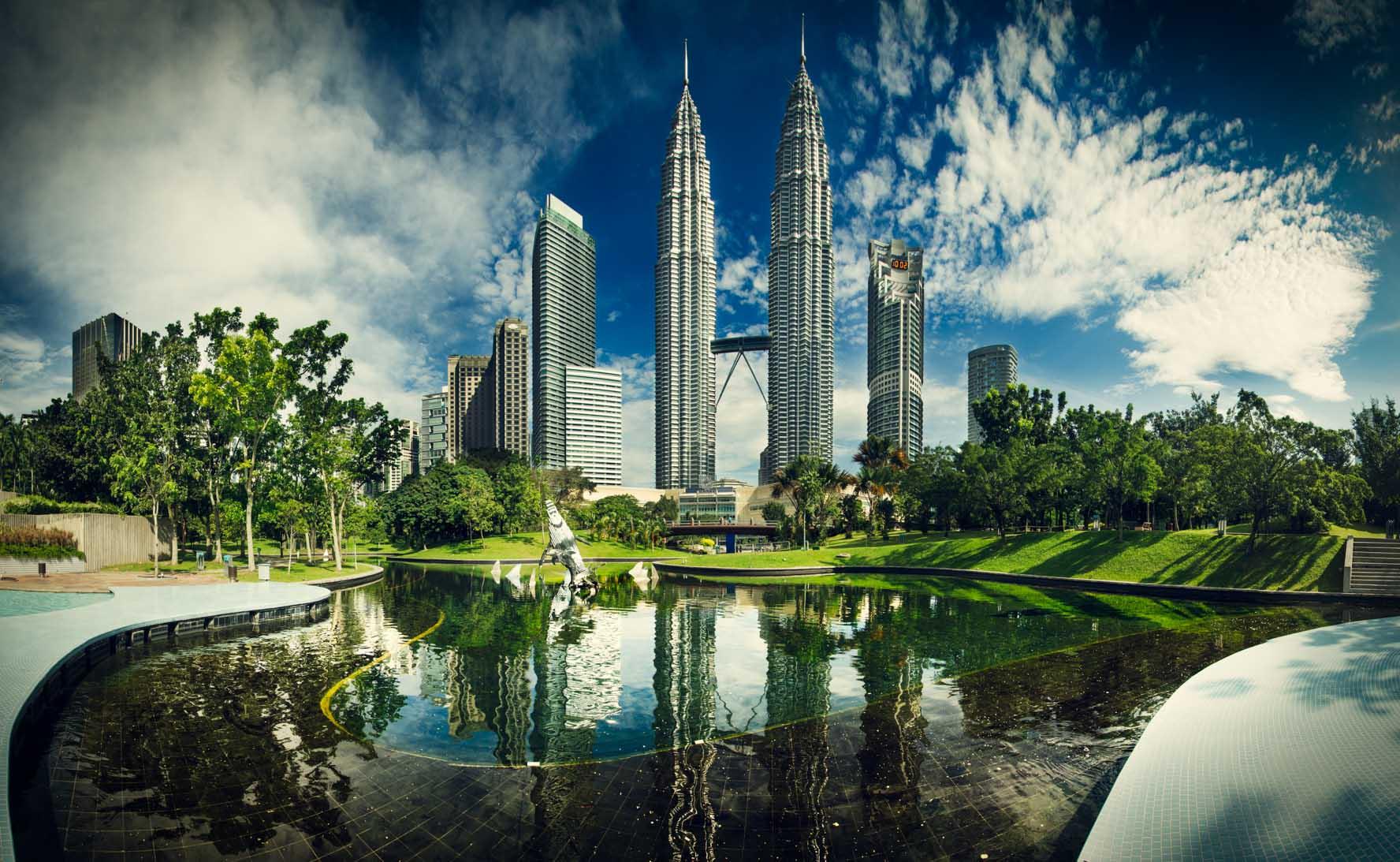 Mencari cinta di Kuala Lumpur