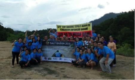 Say NO to the Baram Mega Dam: A Statement by SALT V