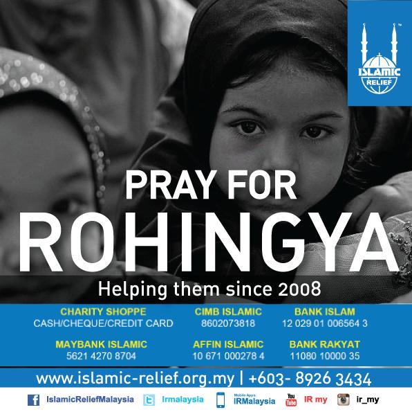 Isu Rohingya: Jadilah Jalan Penyelesaian