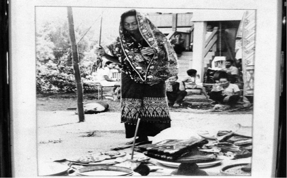 Shamanisme Sabah: Mangambao