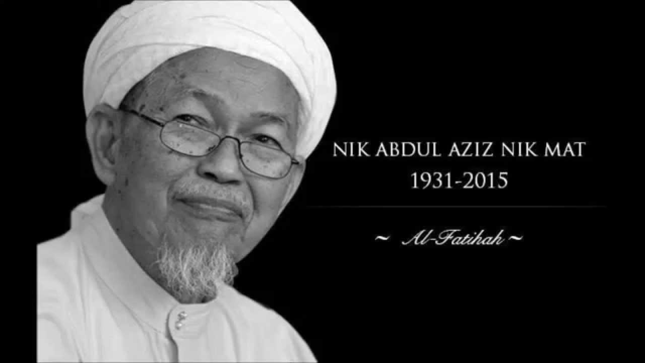 Tanggapan Nik Aziz terhadap Non-Muslim
