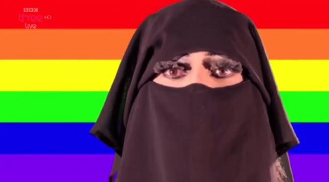 Hidupku Sebagai Ratu Drag Gay Muslim