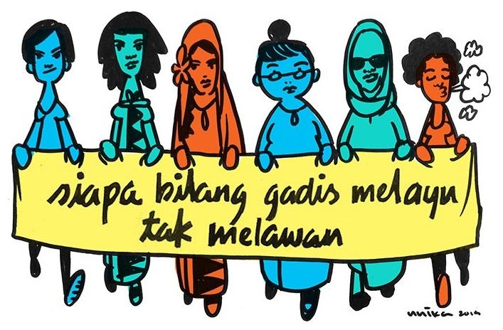 Respons kepada Artikel ISMA: Siapa Bilang Gadis Melayu Tak Melawan