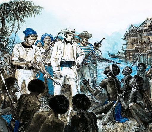 Maka Hadirlah Imperialisme:Raja Putih & Pembunuhan Beramai-ramai Masyarakat Kajang