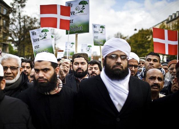 A Muslim, A Lutheran