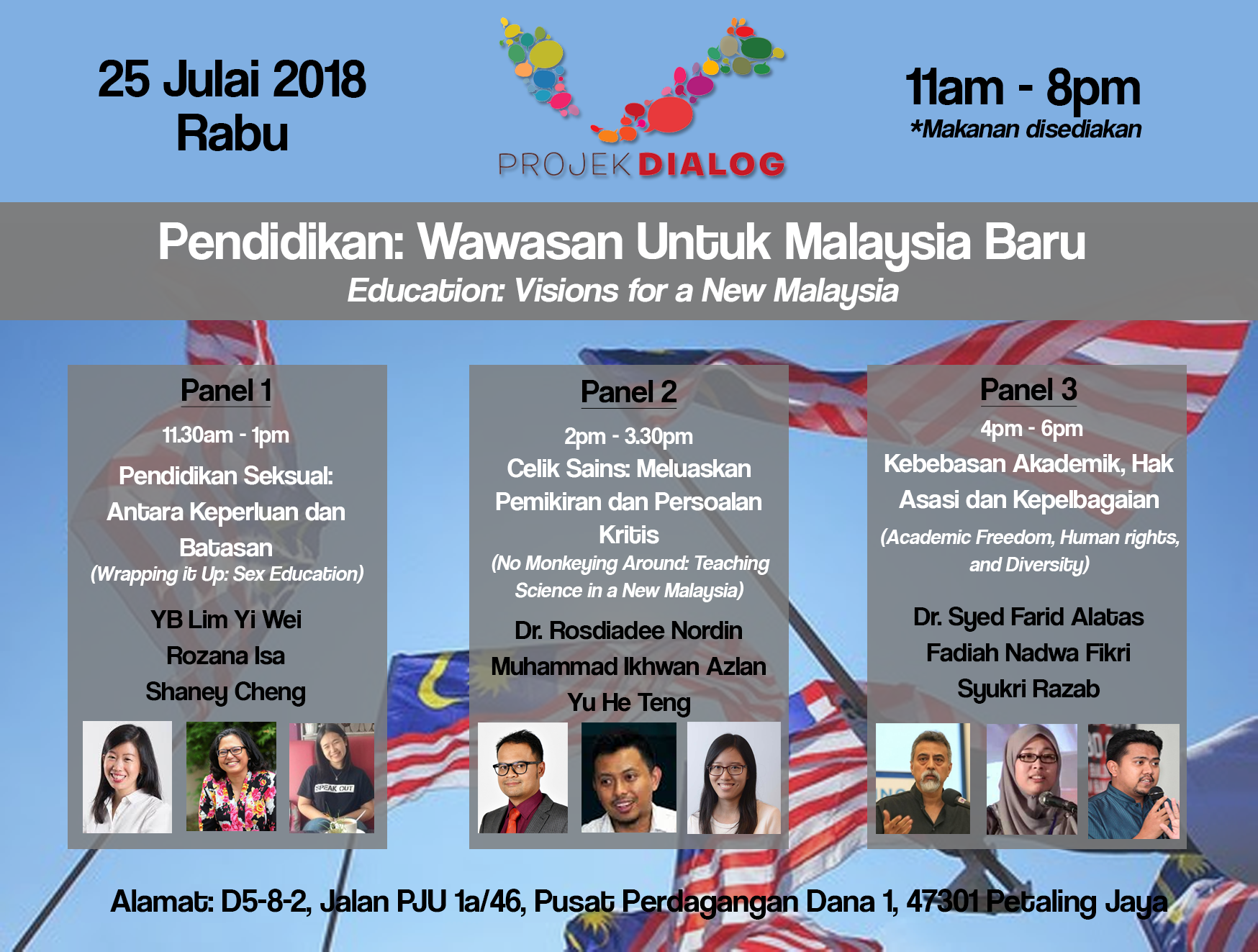[Review]: Education: Visions for a New Malaysia / Pendidikan: Wawasan untuk Malaysia Baru