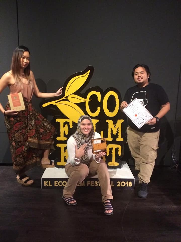 Projek Dialog Wins Special Merit Award at KLEFF2018