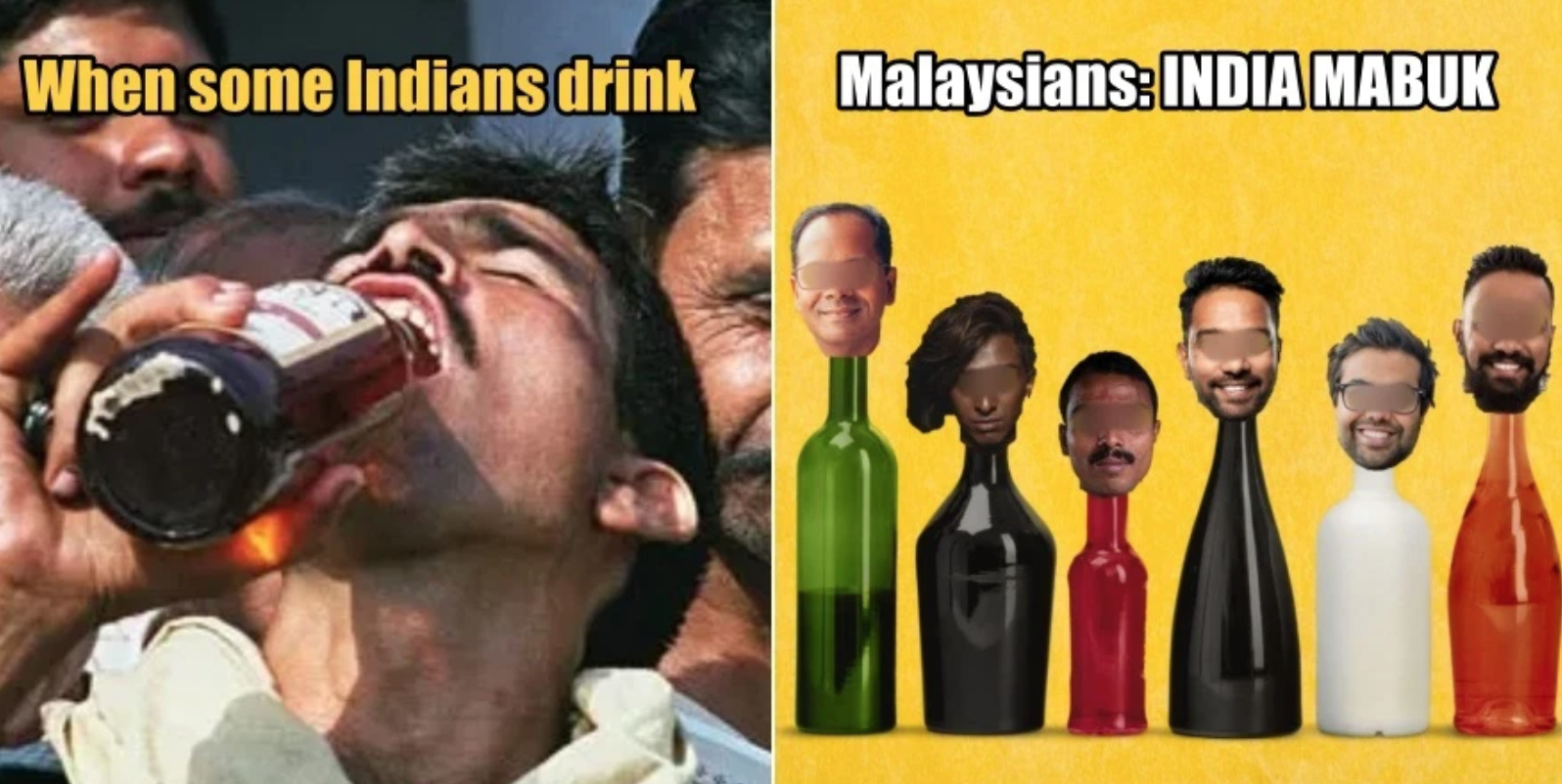 The Myth of the Drunk Minority